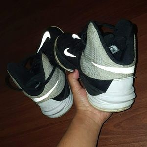 Nike basketball shoe.